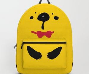 backpack, bear, and panda bear 2 backpack image