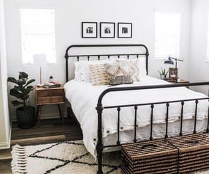 bedroom, home, and style image