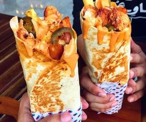 food and شاورما image
