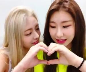 girls, kpop, and yuna image