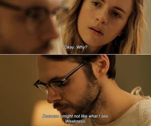 couples, movie, and quotes image