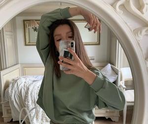 bedroom, beige, and Elle image