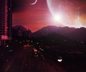 art, futuristic, and sci fi image
