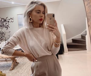 fashion and blonde image