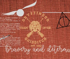 aesthetic, header, and wizarding world image