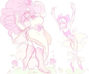 fanart, su, and pink diamond image
