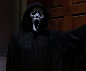 ghost, scary, and scream image