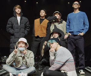 rm, bts, and v image