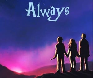 always, wallpaper, and harry potter image