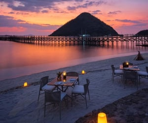 beautiful, sea, and nice view image
