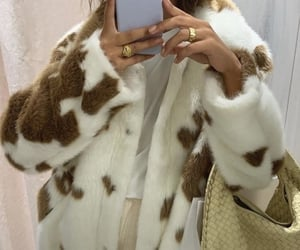 fashion, aesthetic, and animal print image