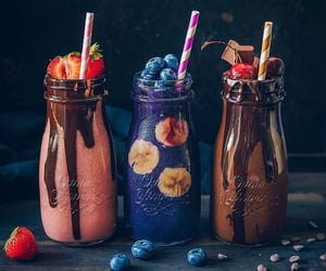 delicious, drinks, and food image