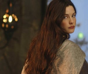 arwen and liv tyler image
