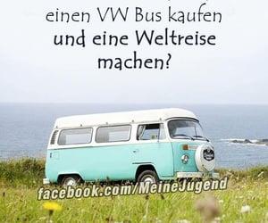 adventure, deutsch, and spruch image