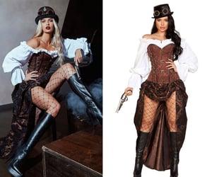 costume, dress, and Halloween image