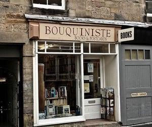 books, shop, and vintage image