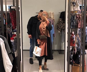 couple, couples, and fashion image