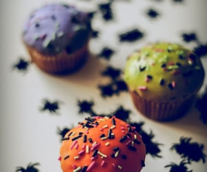 autumn, cakes, and colors image