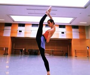 dance, girl, and hobby image