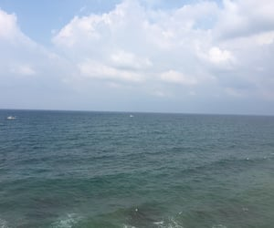 beach, popular, and sea image