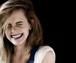 emma watson, smile, and harry potter image