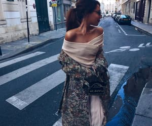 blogger, look, and paris image
