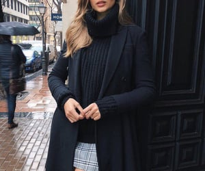 fashion, girl, and josephine skriver image