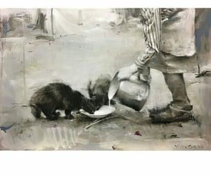 adam vinson, art, and painting image