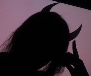 Devil, aesthetic, and grunge image