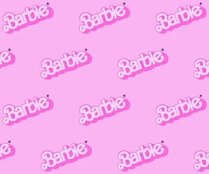 background, barbie, and pink image