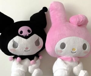 goth and sanrio image