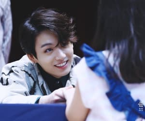boyfriend, smile, and oppa image