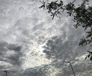 clouds, glimpse, and life image