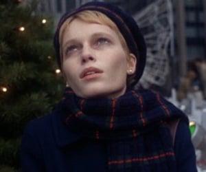Mia Farrow and rosemary's baby image