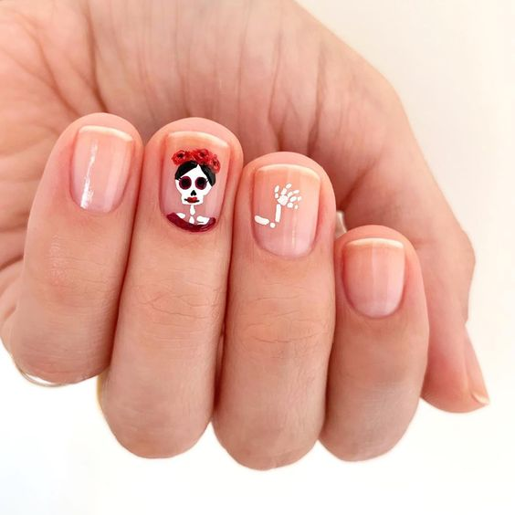 Image About Nail In Mexico By Schlausi1 On We Heart It