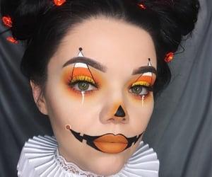 girl, Halloween, and ideas image