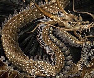 theme, dragon, and dark image