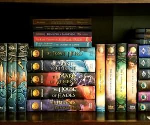 beautiful, books, and bookshelf image