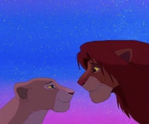 wallpaper, background, and simba image