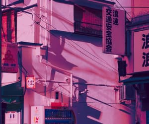 aesthetic, city, and japan image
