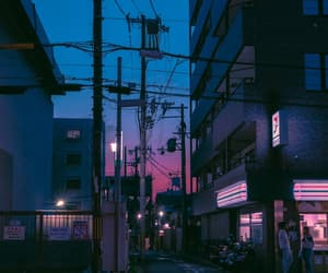 aesthetic, kyoto, and city image
