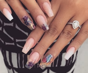 tumblr inspo, claws goal, and nails goals image