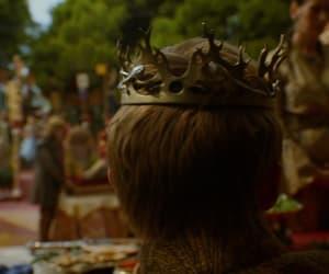 game of thrones and joffrey baratheon image