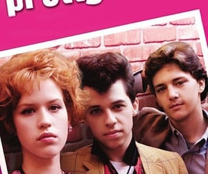 80s, pretty in pink, and movie image