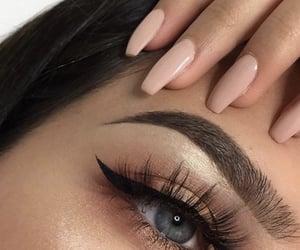 beautiful eyes, eyes, and eye image