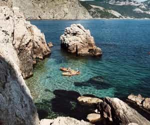 black sea, nature, and russia image