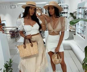chic, clothing, and fashion image