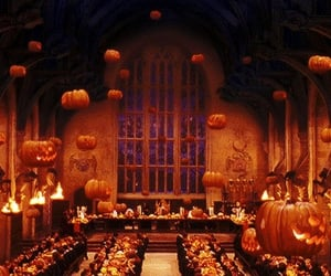 Halloween, harry potter, and magic image