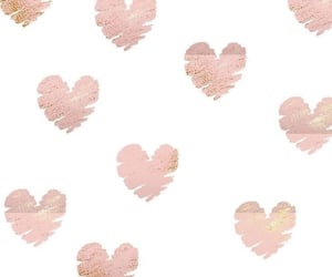 hearts and wallpaper image