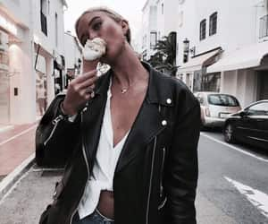 fashion, style, and ice cream image